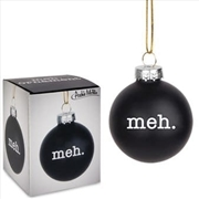 Meh Ornament - Archie McPhee | Homewares