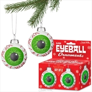 Eyeball Ornaments - Archie Mcphee | Homewares