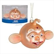 Bibo Ornament - Archie Mcphee