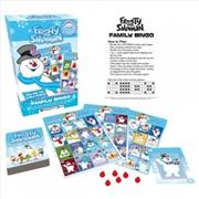 Frosty The Snowman Family Bingo | Merchandise