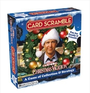 National Lampoon's Christmas Vacation Card Scramble Game | Merchandise