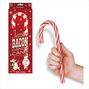 Jumbo Bacon Candy Cane - Archie Mcphee | Miscellaneous