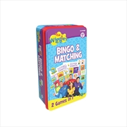 Bingo And Matching Tin - The Wiggles | Merchandise