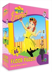 Emma - The Wiggles Floor Puzzle 46 Piece | Merchandise