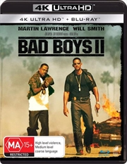 Bad Boys II | Blu-ray + UHD