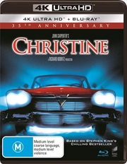 Christine | Blu-ray + UHD + UV