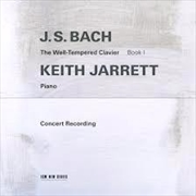 JS Bach - The Well Tempered Clavier