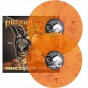 Nuclear Fire - Yellow/Red Marbled Vinyl | Vinyl