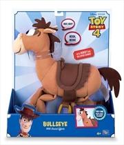 "Toy Story 4 - Deluxe Talking Bullseye 12"" | Toy"