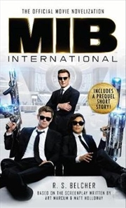 Men In Black International - Official Movie Novelization | Paperback Book