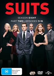 Suits - Season 8 - Part 2 | DVD