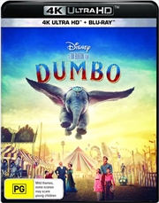 Dumbo | Blu-ray + UHD