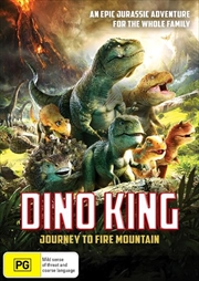 Dino King - Journey To Fire Mountain | DVD