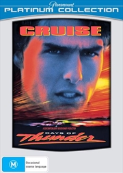 Days Of Thunder | DVD