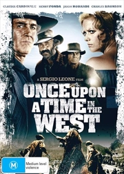 Once Upon A Time In The West | DVD