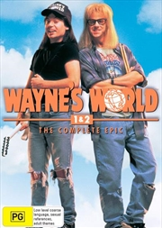 Wayne's World / Wayne's World 2 | Franchise Pack