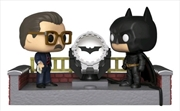 Batman - Batman Light Up Bat-Signal 80th Anniversary Movie Moments Pop! Vinyl | Pop Vinyl