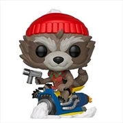 Guardians of the Galaxy: Vol. 2 - Rocket Holiday Pop! Vinyl | Pop Vinyl