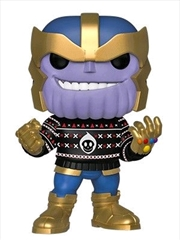 Marvel - Thanos Holiday Pop! Vinyl | Pop Vinyl