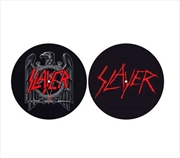Eagle / Logo Slipmat Set