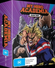 My Hero Academia - Season 3 - Part 1 - Limited Edition | Blu-ray + DVD