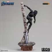 Avengers 4: Endgame - Black Panther 1:10 Scale Statue | Merchandise