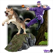 Phantom And Devil Purple Suit | Merchandise