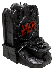 Slayer Eagle Gravestone (Metallic Black) Candle | Homewares