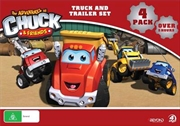 Adventures Of Chuck And Friends - Truck And Trailer Set, The | DVD