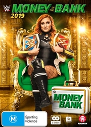 WWE - Money In The Bank 2019 | DVD