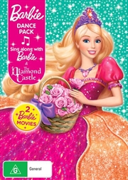 Barbie Sing-A-Long / Barbie And The Diamond Castle | Barbie Dance Pack | DVD