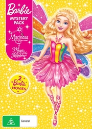Barbie - Magic Of The Rainbow / Barbie Mariposa | Barbie Mystery Pack | DVD
