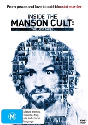 Manson - The Lost Tapes | DVD