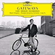 Chen Rachmaninov Kreisler - Gateways | CD