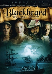 Blackbeard | DVD