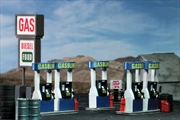 Wizkids - Gas Station 4D Setting