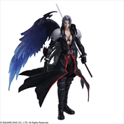 Final Fantasy VII - Sephiroth Bring Arts Action Figure | Merchandise