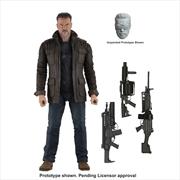 "Terminator: Dark Fate - T-800 7"" Action Figure | Merchandise"