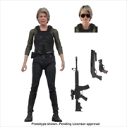 "Terminator: Dark Fate - Sarah Connor 7"" Action Figure"