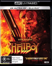 Hellboy | Blu-ray + UHD