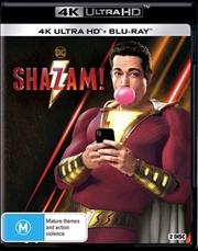 Shazam! | Blu-ray + UHD