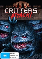 Critters Attack! | DVD