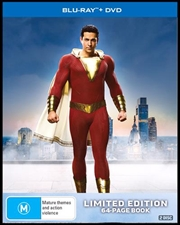 Shazam! - Limited Edition | Blu-ray + DVD