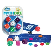 Math Dice Jr Game | Merchandise