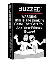 Buzzed | Merchandise