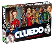 Big Bang Theory Cluedo | Merchandise