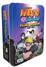 Naruto - Village Defenders Card Game | Merchandise