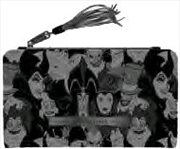 Disney - Villains Tassle Purse