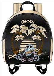 Lilo & Stitch - Stitch Ohana Mini Backpack | Apparel