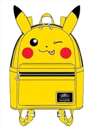 Pokemon - Pikachu Winking Mini Backpack